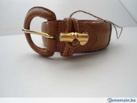 87e3ff84d6b ... ceinture cuir femme longchamp .