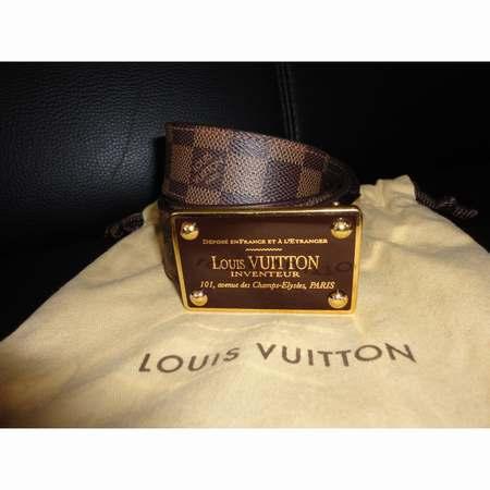 86c5b70ef88 Louis Vuitton Homme Ceinture