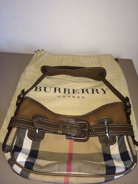 e86ea485b63 sac a main burberry d occasion