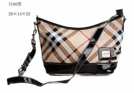 Sac Burberry Kaki