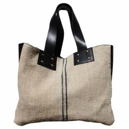 sac cabas vanessa bruno nubuck sac cabas vicky le tanneur sac a main cabas toile. Black Bedroom Furniture Sets. Home Design Ideas