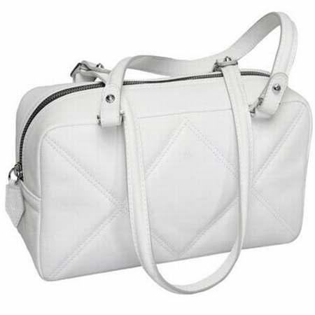 Sac pochette cuir blanc sac a main paquetage blanc sac - Sac blanc michael kors ...